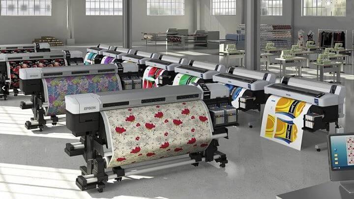 digital print industry