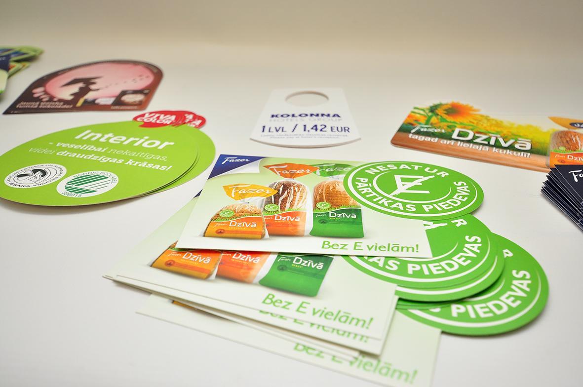 Sticker Printing Geelong